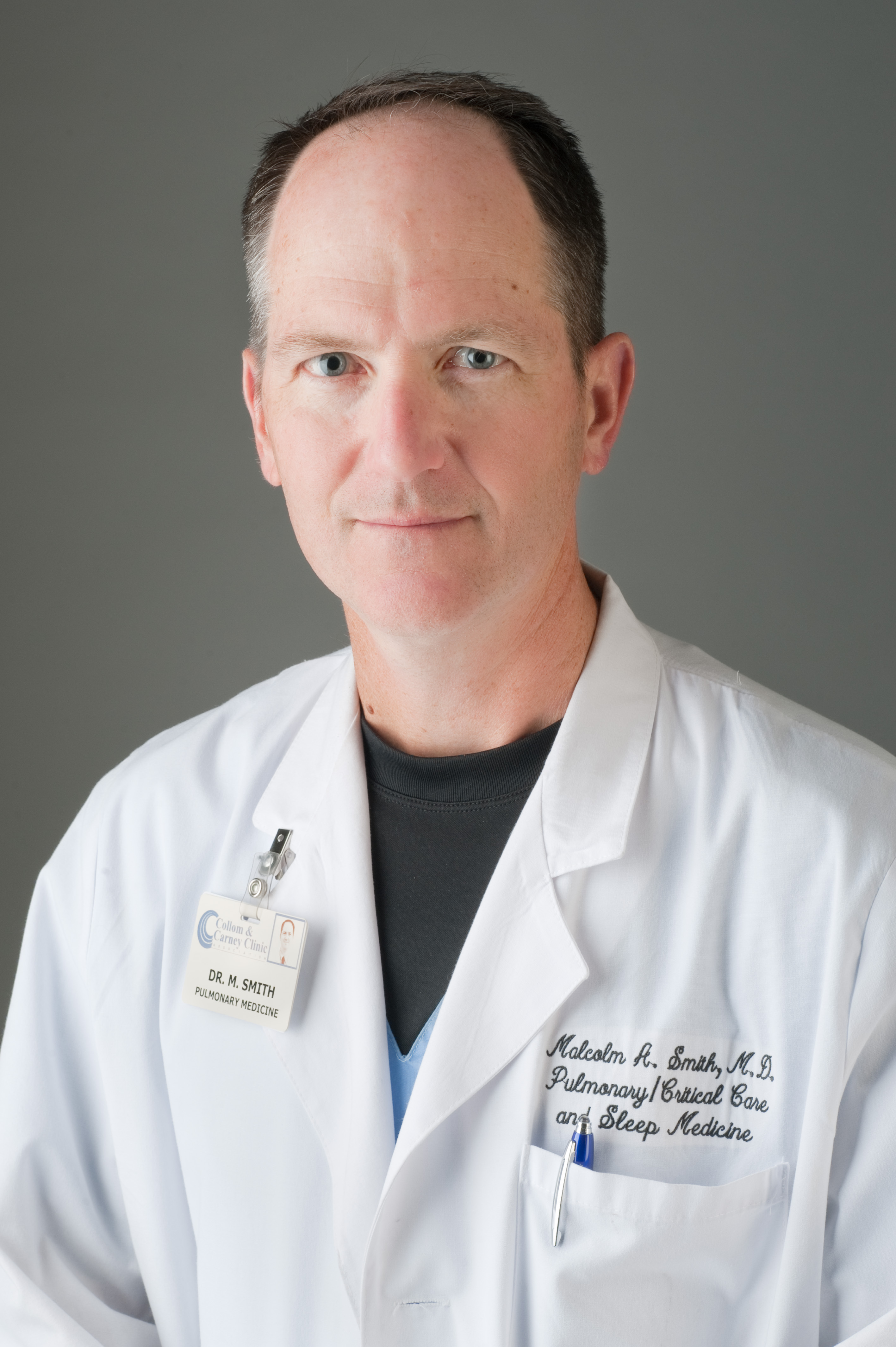 Malcolm A. Smith M.D.